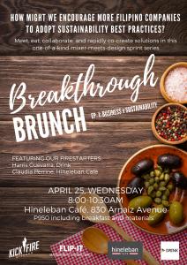 kick fire breakthrough brunch