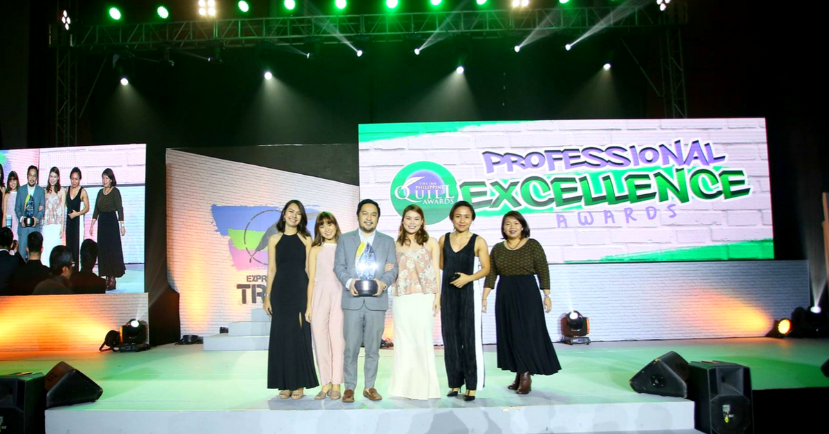 16th Philippine Quill Awards