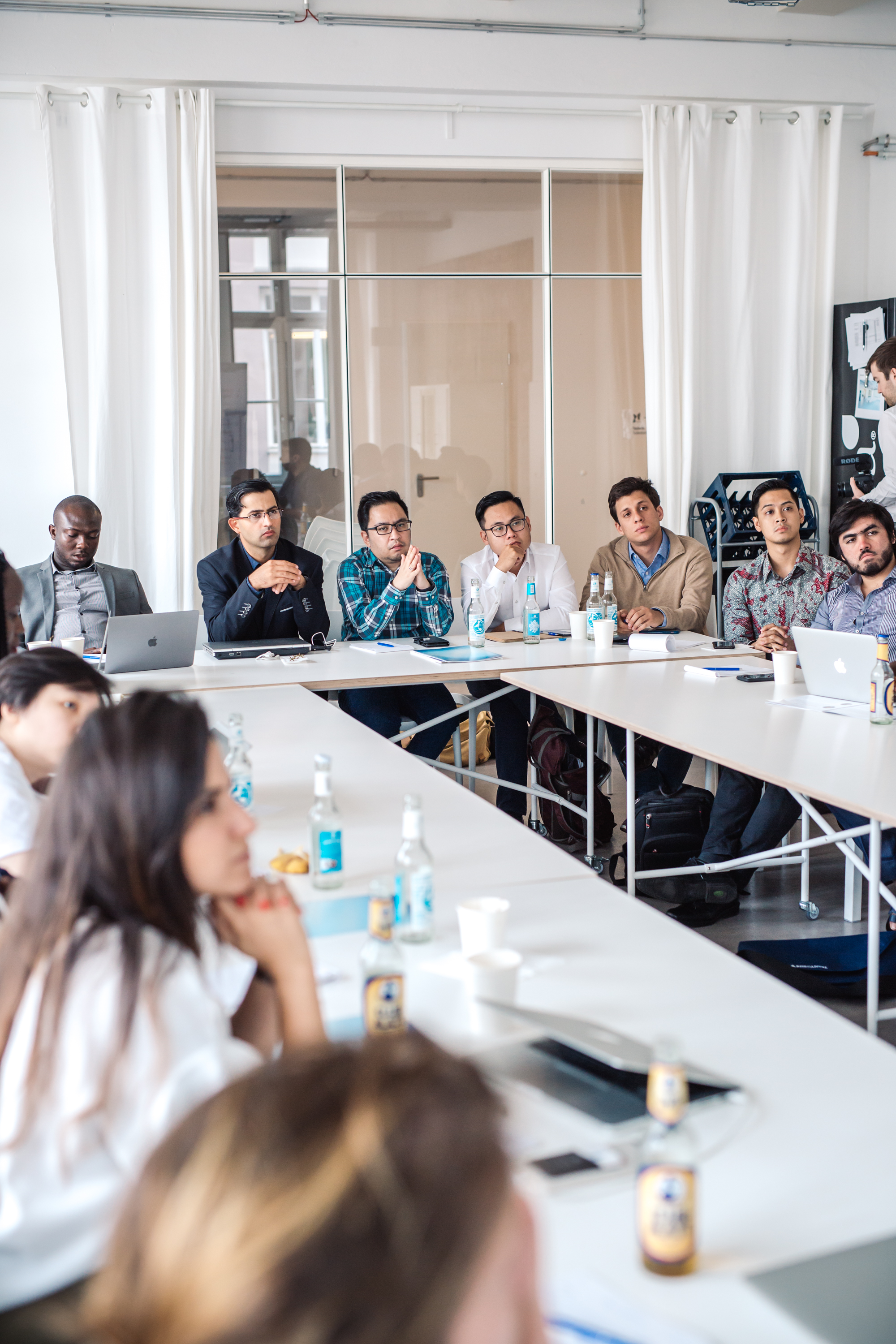 Westerwelle Young Founders Programme 2018