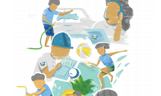 Maynilad 2017 Sustainability Report