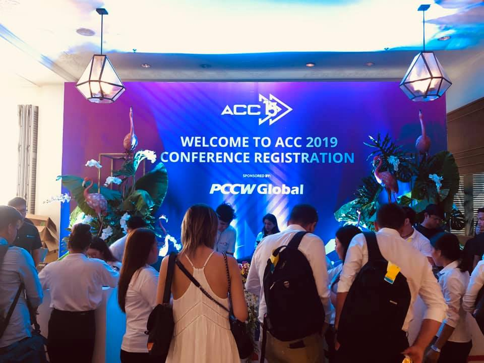 Drink at ACC 2019