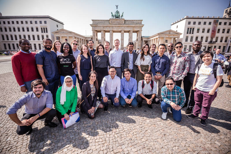 5th Westerwelle Young Founders Conference, April 2018